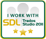 I use SDL Trados Studio 2011